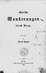 Malerische Wanderungen durch Prag                         (Bd. 2)
