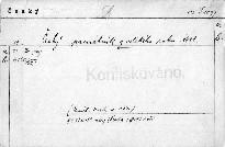 Český památník z velkého roku 1918