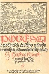Pověsti o počátcích českého národu a o českých pohanských knížatech