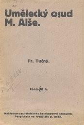Umělecký osud M.Alše