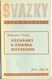 Poznámky k českému historismu