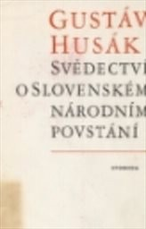 Svědectví o Slovenském národním povstání