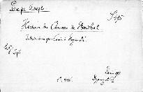 Histoire des Oeuvres de Stendhal