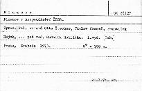 Finance v hospodářství ČSSR