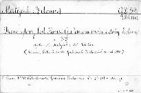 Dřevorytový list Hanse Guldenmunda z doby kol