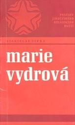 Marie Vydrová