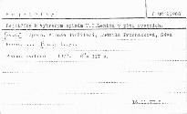 Rejstříky k Vybraným spisům V.I.Lenina v 5 svazcích