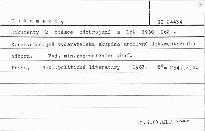 Dokumenty k otázce odzbrojení z let 1960-1962