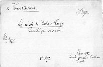 Le siecle de Victor Hugo