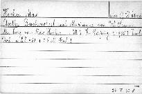 Goethes Briefwechsel mit Marianne von Willeme