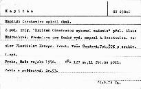 Kapitán Czechowicz splnil úkol