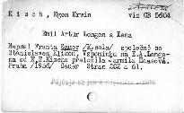Emil Artur Longen a Xena