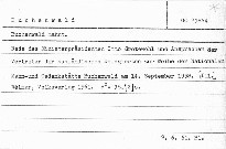 Buchenwald mahnt.