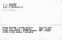 Dokumenty moskevské porady komunistických a dělnických stran