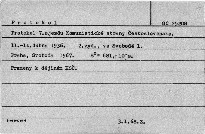 Protokol 7. sjezdu Komunistické strany Československa