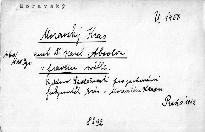 Moravský kras aneb Dr.Karel Absolon v pravém