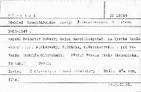 Přehled hospodářského vývoje Československa v letech 1918-1945