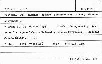 Protokol 10. řádného sjezdu Komunistické stra
