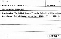 Kto zavraždil Kennedyho?