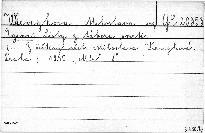 Egina.Listy z tábora smrti