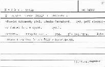 Z tajných zpráv NSDAP o Těšínsku.