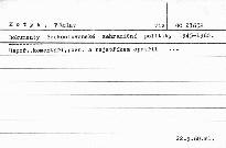 Dokumenty československé zahraniční politiky 1945-1960