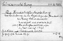 Die Handschriftenbeurteilung