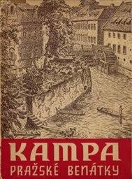 Kampa - pražské Benátky