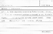 Mnichov v dokumentech. (Díl 1.)