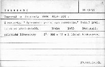 Usnesení a dokumenty SSSR schválené v lednu