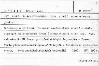 237 vrahů československého lidu slouží západo