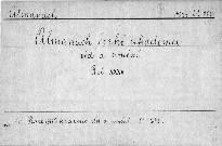 Almanach České akademie věd a umění                         (Roč. 35)