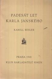 Padesát let Karla Janského