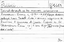 Carnet de route de la mission saharienne Foureau - Lamy