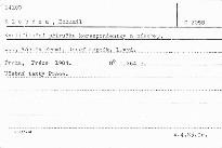 Kvalifikační příručka korespondentky a písařky