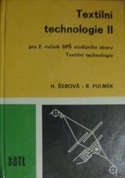 Textilní technologie 2