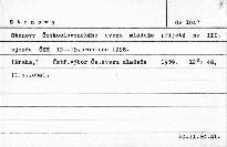 Stanovy Československého svazu mládeže