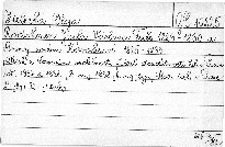 Rodokmen J.V.Friče 1829-90 a Anny roz.Kavalír
