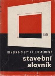 Německo-český a česko-německý stavební slovník