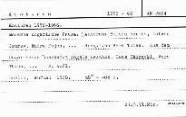 Konturen 1956-1966.Moderne ungarische Prosa.