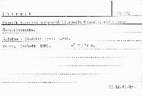 Sborník hlavních dokumentů XVI.sjezdu KSČ