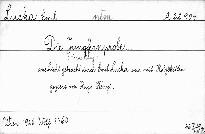 Die Jungfernprobe oder Merkwürdige Begebenheit von der Jungfrau Barbara Süzel und dem Henker Giek in Meckmühl