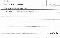 Fünfzig Erzähler der DDR