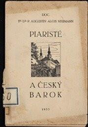 Piaristé a český barok.