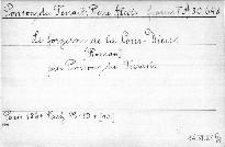 Le forgeron de la Cour-Dieu. T.5.