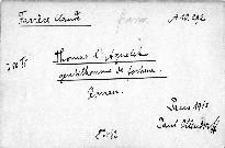 Thomas l'Agnelet, gentilhomme de fortune