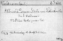 Albrecht Dürers Stiche und Holzschnitte