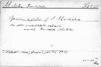 Význam a práce J.S.Machara