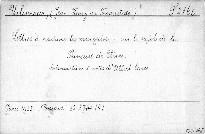 Lettres a Madame la Marquise sur le sujet de