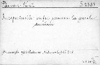 Inceputurile vietii romane la gurile Dunarii.